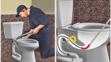 Evde Tuvaletim Tıkandı Ne Yapmalıyım?